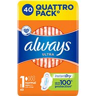 Always Ultra Normal Plus Binden 40pcs