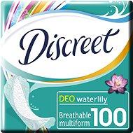Discreet Waterlily Multi 100 Stück Slipeinlagen