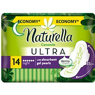 Naturella Ultra-Nacht 14 pc