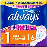 ALWAYS Platinum Ultra Normal Plus Duopack 16 ks - Hygienické vložky