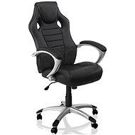 HAWAJ Deluxe racing černá - Kancelářská židle