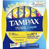 TAMPAX Compak Pearl Regular (18 ks) - Tampony