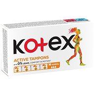 KOTEX Tampons Active 16 Normal