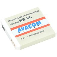 AVACOM for Canon NB-6L Li-ion 3.7V 800mAh