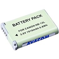 AVACOM for Canon NB-12L Li-Ion 1910 mAh 3.7V 6.8Wh