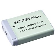 AVACOM for Canon NB-13L Li-Ion 1250 mAh 3.6V 4.5Wh