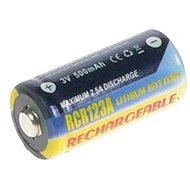 AVACOM za CR123A, CR23, DL123A nab. lithium 3V 500mAh - Náhradní baterie