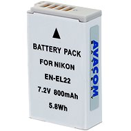 AVACOM za Nikon EN-EL22 Li-ion 7.2V 800mAh 5.8Wh verze 2014 - Náhradní baterie