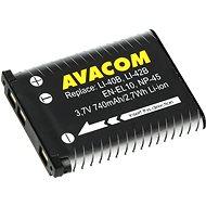 AVACOM za Olympus Li-40B, Li-42B Li-ion 3.7V 740mAh 2.7Wh AVA - Náhradní baterie