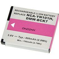 AVACOM za Panasonic DMW-BCK7E Li-ion 3.6V 800mAh 2.9Wh verzia 2011
