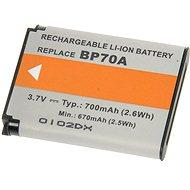 AVACOM for Samsung BP-70A Li-ion 3.7V 700mAh 2Wh