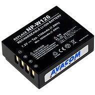 AVACOM für Fujifilm NP-W126 Li-Ion 7,2V 1100mAh 7.9Wh - Ersatzbaterie