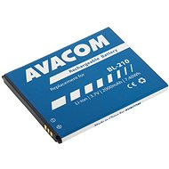 AVACOM for Lenovo A536 Li-Ion 3.7V 2000mAh (replacement BL210) - Replacement Battery