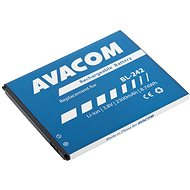 AVACOM for Lenovo A6000 Li-Ion 3.8V 2300mAh (replacement BL242) - Replacement Battery