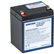 AVACOM battery kit for renovation RBC29 (1pc battery)
