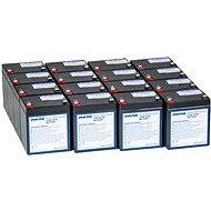 AVACOM RBC44 Batterie-Kit - Ersatz für APC