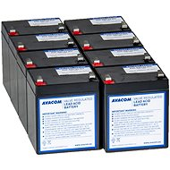 AVACOM Ersatzbatterie für RBC43 - USV-Akku