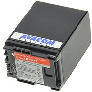 AVACOM for Canon BP-807, BP-809, BP-819, BP-827 Li-ion 7.4V 2670mAh 19.8Wh 2011 version