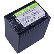 AVACOM za Sony NP-FV100 Li-Ion 6.8V 3900 mAh 26.5Wh - Náhradní baterie
