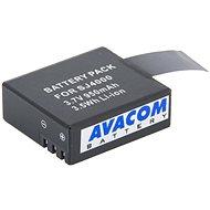 AVACOM za Sjcam Li-Ion 3.7V 950 mAh 3.5Wh pro Action Cam 4000, 5000, M10 - Náhradní baterie