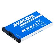 AVACOM for Nokia 5230, 5800, X6 Li-Ion 3.7V 1320mAh (replacement for BL-5J) - Replacement Battery