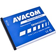 AVACOM for Samsung EB494353VU Li-ion 3.7V 1200mAh for GT-5570 Galaxy mini