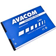 AVACOM for BlackBerry 8700 Li-ion 3.7V 1050mAh (replacement of C-S2)