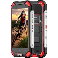 iGET Blackview GBV6000S Red - Handy
