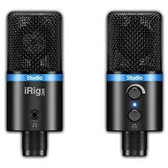 IK Multimedia iRig MIC Studio Black - Stolní mikrofon