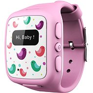 intelioWATCH pink
