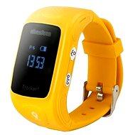 Abardeen KT01S Orange - Chytré hodinky