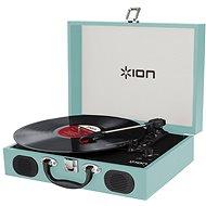 ION Vinyl Transport Blue - Gramofon