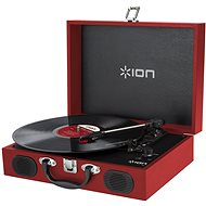 ION Vinyl Transport Red - Turntable