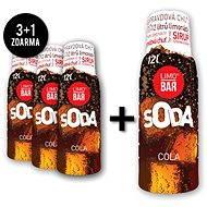 LIMO BAR Sirupy Cola pack