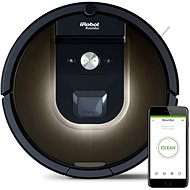 iRobot Roomba 980 - Robotic Vacuum Cleaner