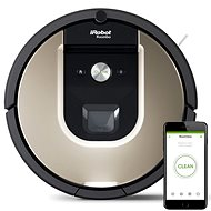 iRobot Roomba 966 - Robotic Vacuum Cleaner