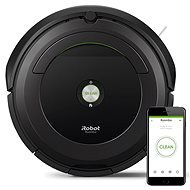 iRobot Roomba 696 - Robotic Vacuum Cleaner