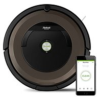 iRobot Roomba 896 - Robotic Vacuum Cleaner