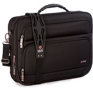 "i-Stay 15.6"" & up to 12"" Clamshell laptop/tablet bag Black"