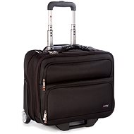 "i-Stay 15.6"" & up to 12"" laptop/tablet Trolley case Black"