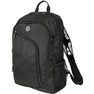 "i-stay Black 15.6"" & Up to 12"" Laptop / Tablet backpack - Batoh na notebook"