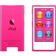 iPod Nano 16GB Pink 7th gen - MP3 přehrávač