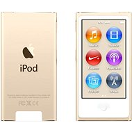 iPod Nano 16 GB Gold