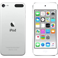 iPod Touch 16GB White & Silver 2015 - MP3 přehrávač