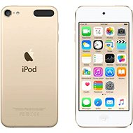 iPod Touch 128GB Gold 2015 - MP3 přehrávač