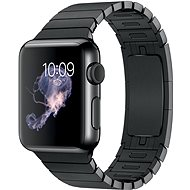 Apple Watch 38mm Space Black Stainless Steel Case with Space Black Link Bracelet