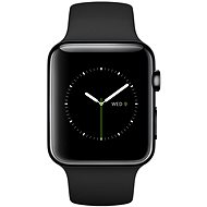 Apple Watch 42 mm Black Steel Raum