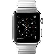 Apple Watch 42mm Nerez ocel s článkovým tahem