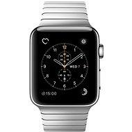 Apple Watch Series 2 38 mm Edelstahlgehäuse mit Gliederarmband Silber - Smartwatch