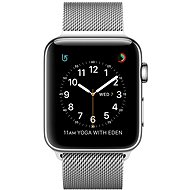 Apple Watch Series 2 38mm Stainless Steel Case with Silver Milanese Loop - Smartwatch